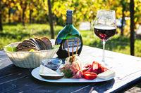 Einfach göttlich! Beim Besuch in Mittelfranken ist der Weingenuss das oberste Gebot