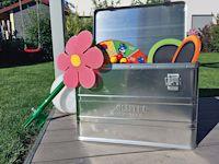 Die Aluminiumboxen von ALUTEC sind universell einsetzbar: Ob Kinderspielzeug, Gartenutensilien oder zerbrechliches Geschirr – die Behälter garantieren eine sichere Lagerung und einen sorgenfreien Transport des eigenen Hab und Guts.
