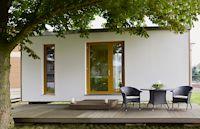 Weniger ist manchmal mehr: Mit einem Micro-Haus von SmartHouse ist minimalistisches Wohnen möglich.