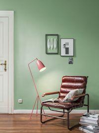 Eine Frage der Wirkung - Die Wandfarbe nach den Lichtverhältnissen ...