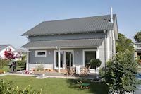 Bezahlbar, wohngesund und bitte mit Stil! - Modernes Landhaus erfüllt die Wohnträume junger Familien