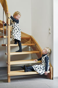 Trittsicher durchs Leben gehen - Stolperfalle Treppe kinderleicht entschärfen