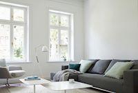 Wunderbar wandelbar - Weiß an der Wand ist so viel mehr als nur neutral