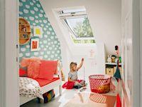 Das Dachgeschoss im Sommer optimal gegen Hitze schützen - Je nach Raumnutzung sind unterschiedliche Lösungen sinnvoll