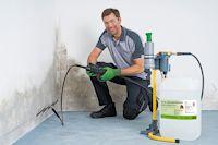 Innovation rein, Feuchtigkeit raus – Sanierungen in Keller und Co ganz einfach von innen abwickeln