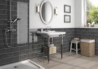 Hallo Lieblingsraum! - Mit spanischen Fliesen ziehen Wärme und Wohnlichkeit ins Badezimmer ein