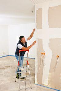 Neue Wand? Mit Trockenbau! – Hochwertige Leisten schützen Ecken und Kanten optimal