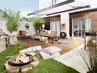 Unbeschwert den Sommer genießen - Schöne und haltbare Holzterrassendielen für das Glück im Grünen