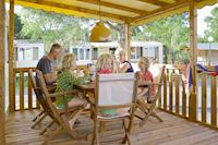 Camping mal anders - Glamourös urlauben in exklusiven Luxus-Mobilheimen