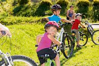Komm in die Gänge! - Beim Mountainbiken in den Kärntener Bergen Körper und Geist aktivieren