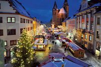 Lichter- und Winterglanz in Mittelfranken - Vorweihnachtliche Stimmung in historischem Ambiente genießen