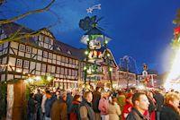 Besinnlich durch die Adventszeit - Märchenhafte Weihnachten in der Grimmheimat Nordhessen erleben