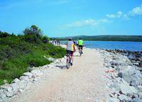 Das Land der tausend Inseln per Rad erkunden - Kroatiens schönste Routen laden zum Kombiurlaub mit dem Schiff ein
