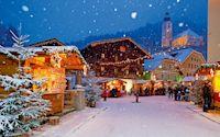 Vom Himmel hoch, da komm ich her! - Das Großarltal in Ski amadé lockt mit Pistenspaß und Adventszauber
