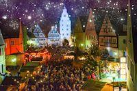 Alle Jahre wieder! - In Bayerisch-Schwaben eine zauberhafte Adventszeit erleben