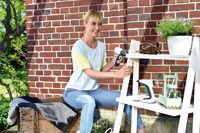 Individuelle Wohlfühloase - Mit praktischen DIY-Ideen ein kleines Paradies im Garten schaffen